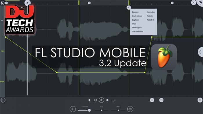 Image Line FL Studio Mobile 3.2
