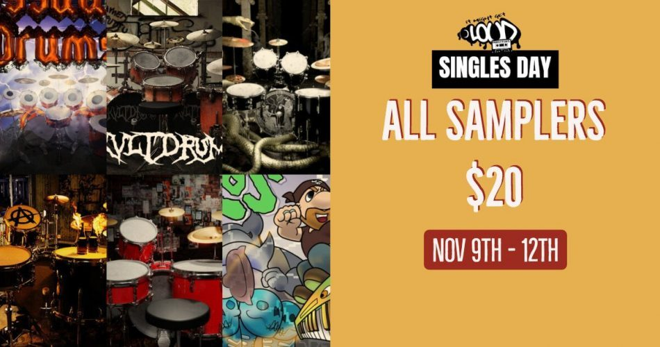 It Might Get Loud November Singles Sale