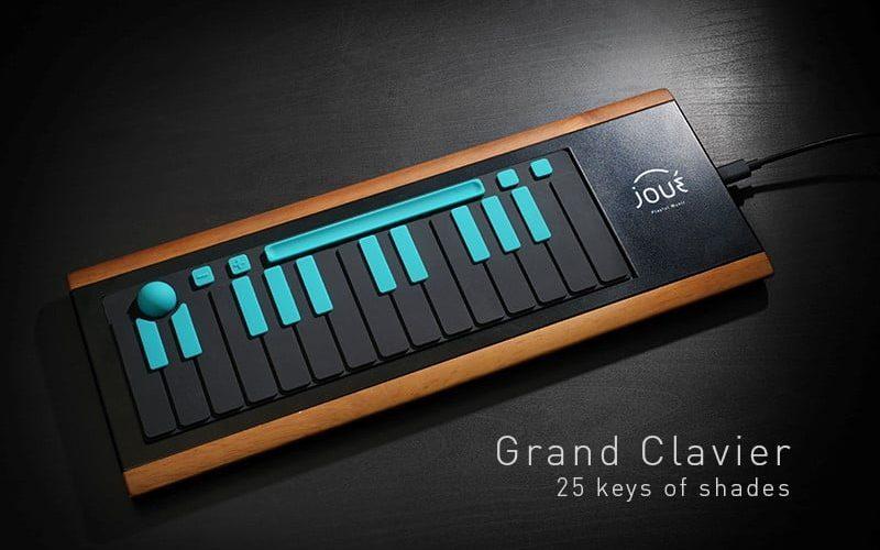 JOUE Grand Clavier feat