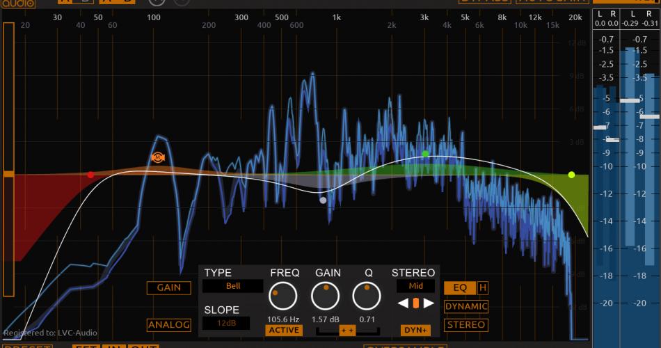 LVC Audio Toned MAX