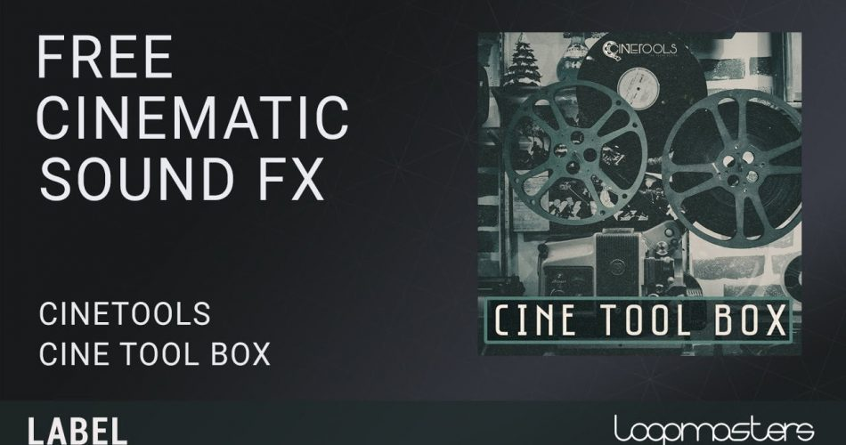 Loopcloud Cine Tool Box free