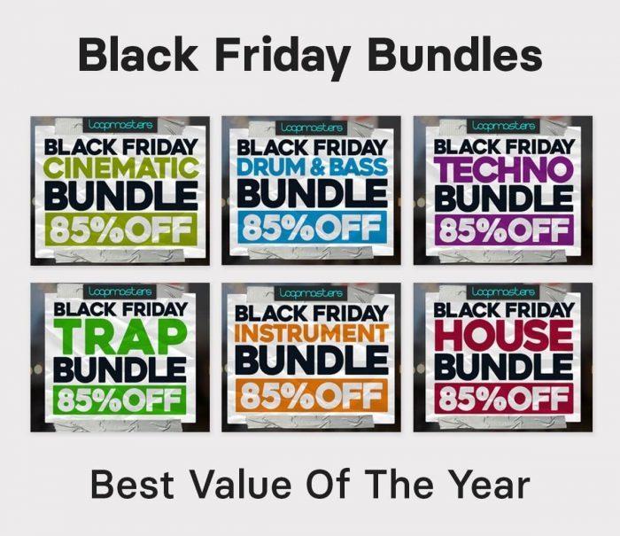 Loopmasters Black Friday Bundles
