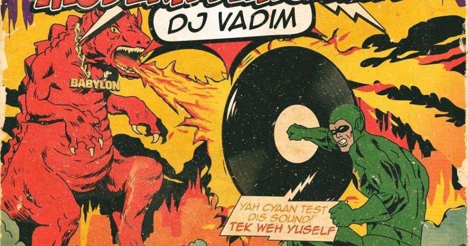 Loopmasters DJ Vadim Urban Dub & Modern Dancehall