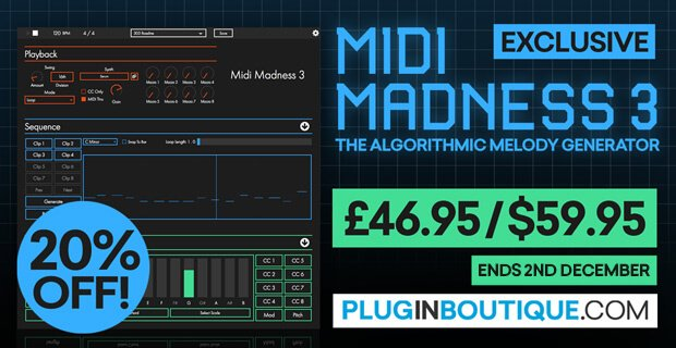 Midi Madness 3 Black Friday