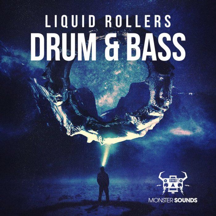 Monster Sounds Liquid Rollers Drum & Bass