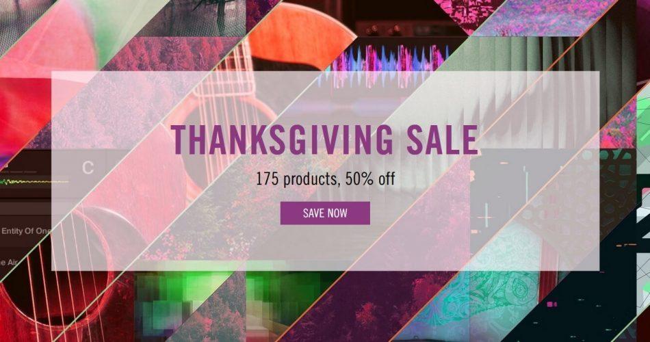 NI Thanksgiving Sale
