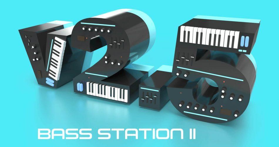 25th Anniversary Novation Bass Station