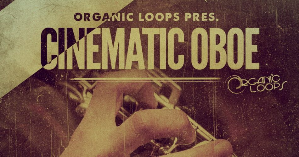 Organic Loops Cinematic Oboe