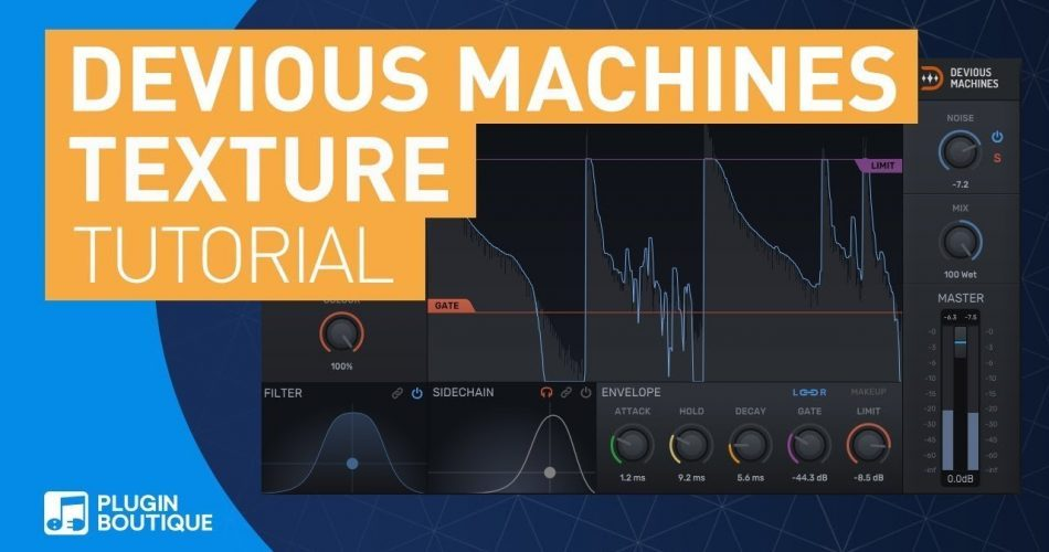 PIB Devious Machines Texture tutorial