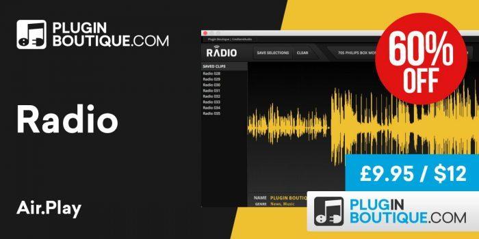 PIB Radio 60 Black Friday