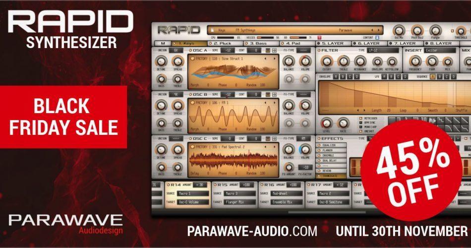 Parawave Audio Rapid Sale