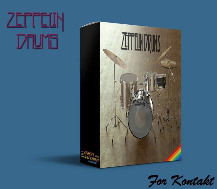Past To Future Samples Zeppelin Drums