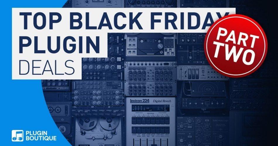 Plugin Boutique Top 5 Black Friday Deals