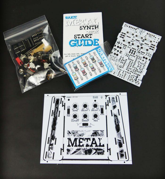 Rakit Metal kit