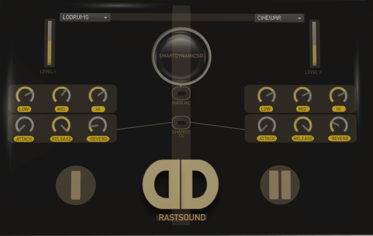 Rast Sound Designer Drums