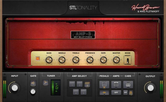 STL Tonality Howard Amp3 Tremolo