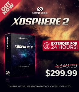 Sample Logic XOSPHERE 2 extended