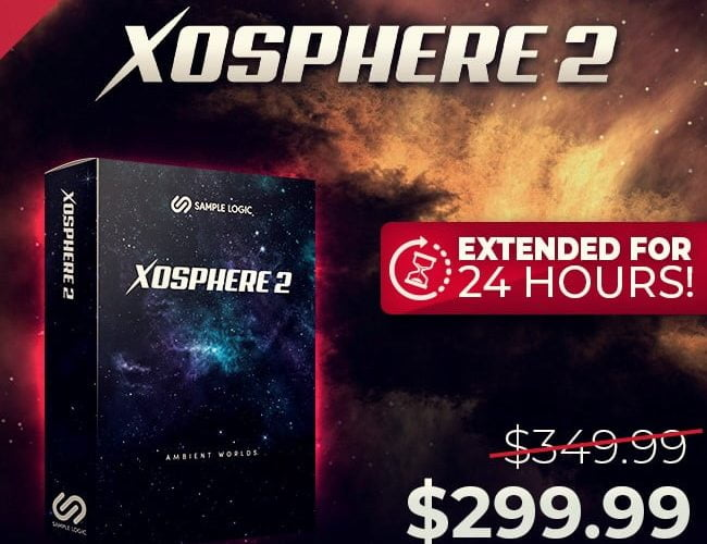 Sample Logic XOSPHERE 2 extended