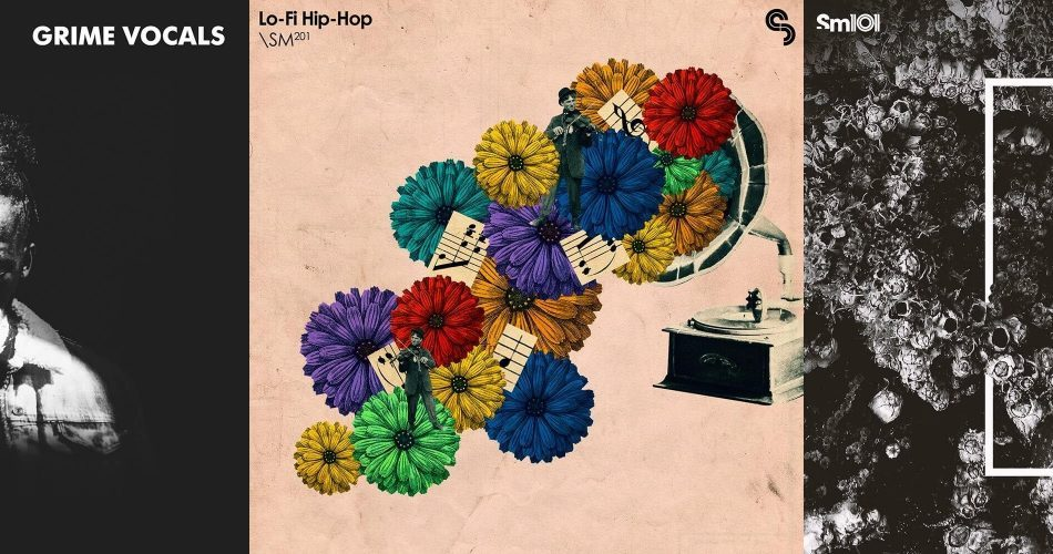 Sample Magic Grime Vocals, Lo Fi Hip Hop & Layers and Textures 3