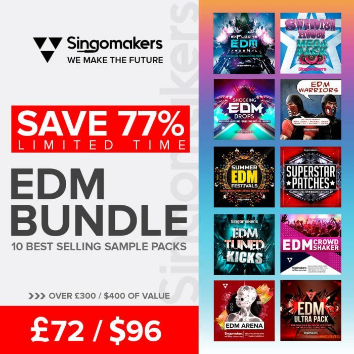 Singomakers EDM Bundle