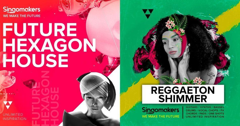 Singomakers Future Hexagon House & Reggaeton Shimmer