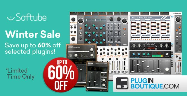 Softube Winter Sale