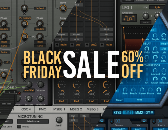 Sound Author Black Friday