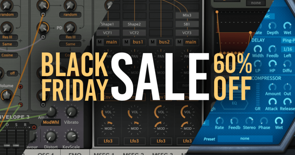Sound Author Black Friday 2018