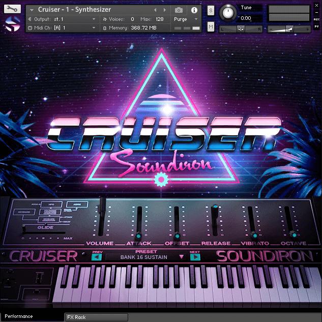 Soundiron Cruiser