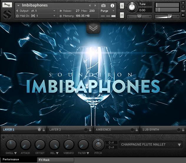 Soundiron Imbibaphones