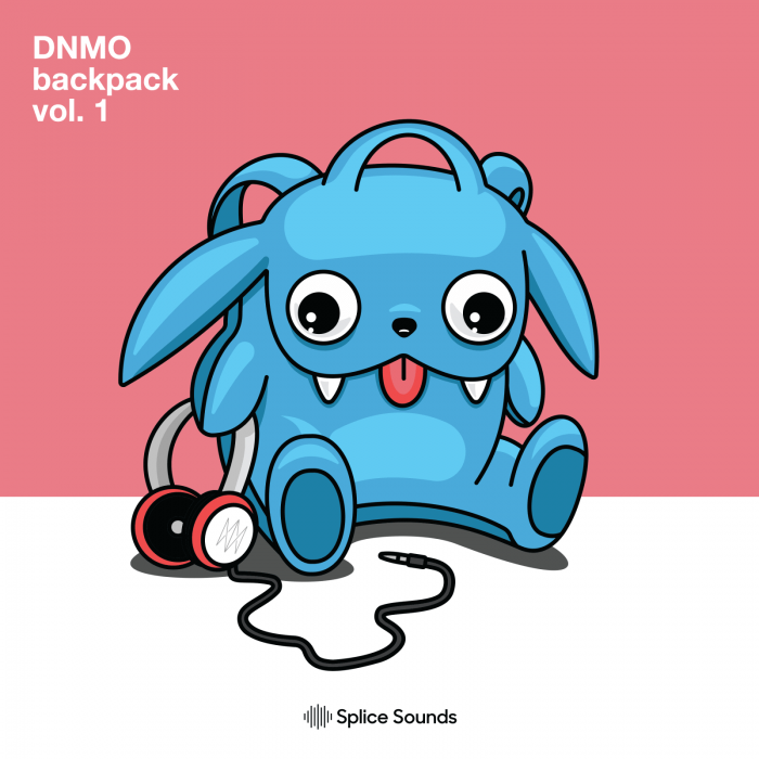 Splice Sounds DNMO backpack vol 1