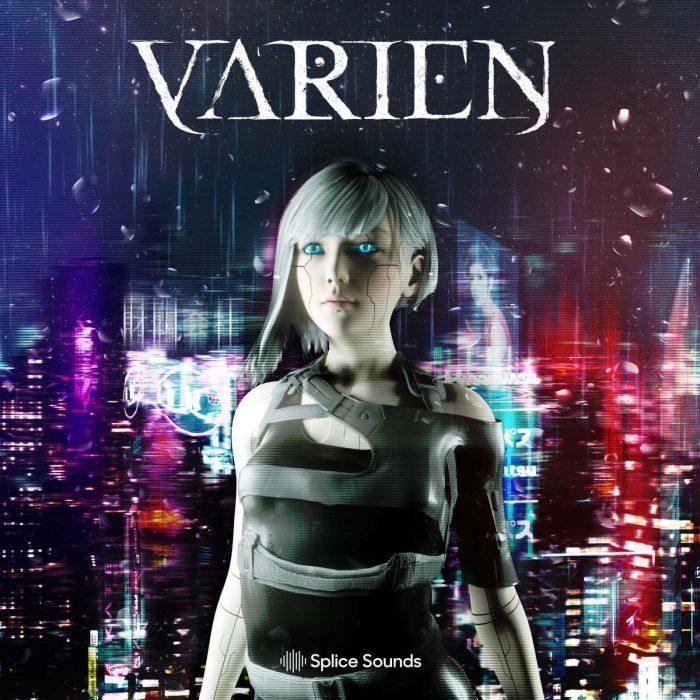 Splice Sounds Varien Netrunner Hollywood Cyberpunk
