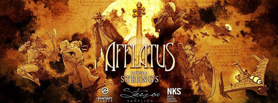 Strezov Sampling Afflatus Chapter I Strings