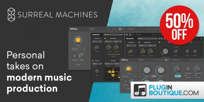 Surreal Machines 50 off Black Friday