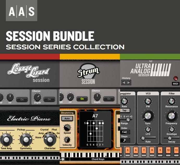TimeSpace AAS Session Bundle