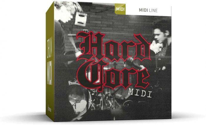 Toontrack Hardcore MIDI