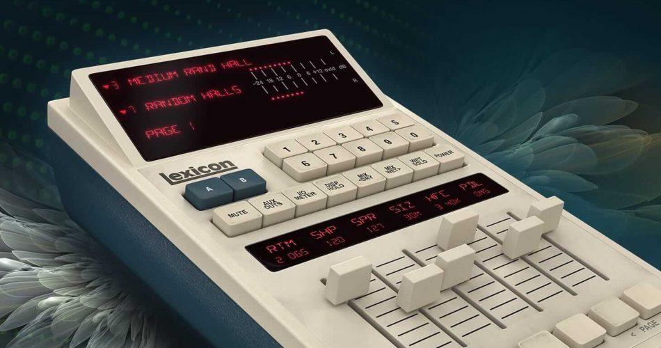 UAD Lexicon 480L Reverb