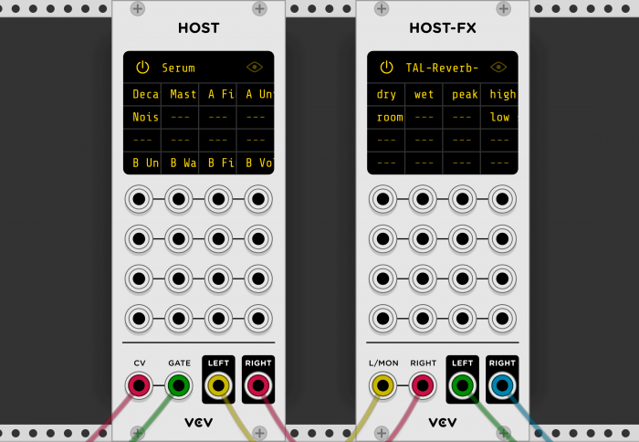 VCV Host modules