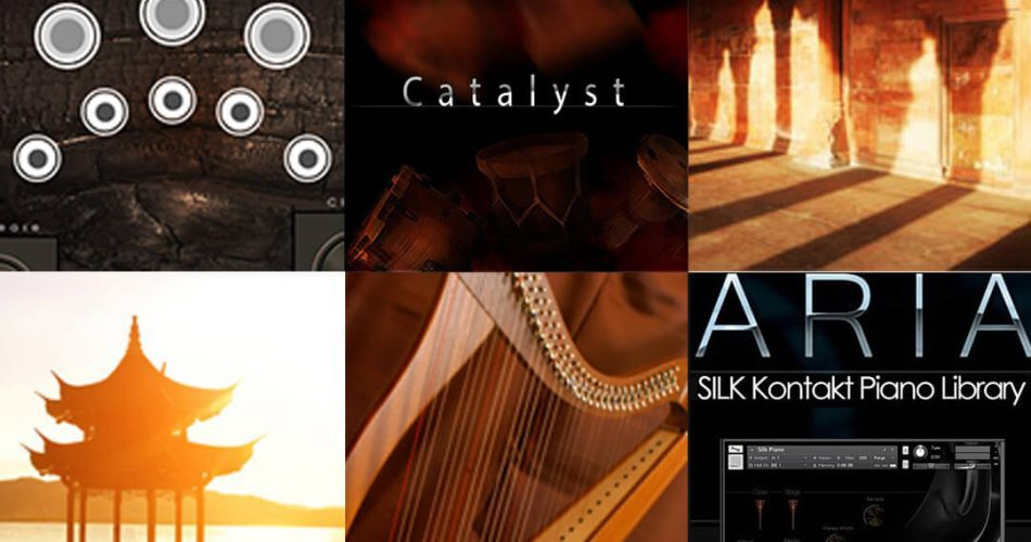 VST Buzz Aria Sounds Orchestral Bundle