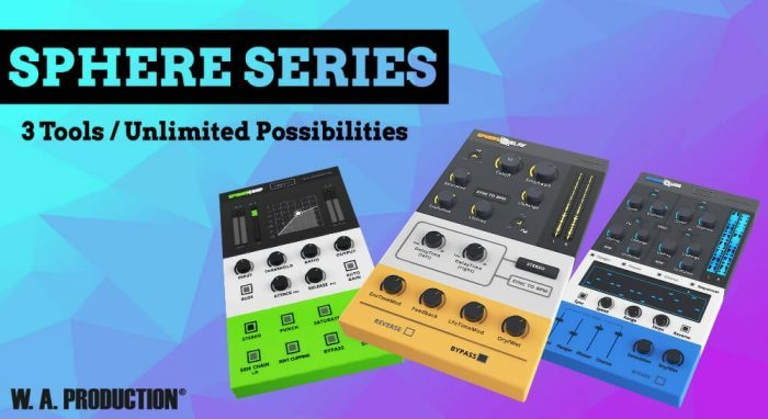 WA Production Sphere Series Bundle