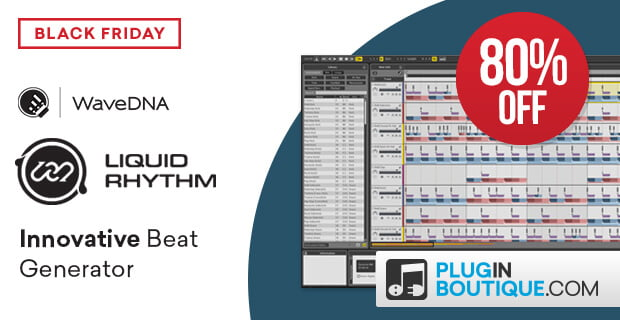 WaveDNA Liquid Rhythm 80% off