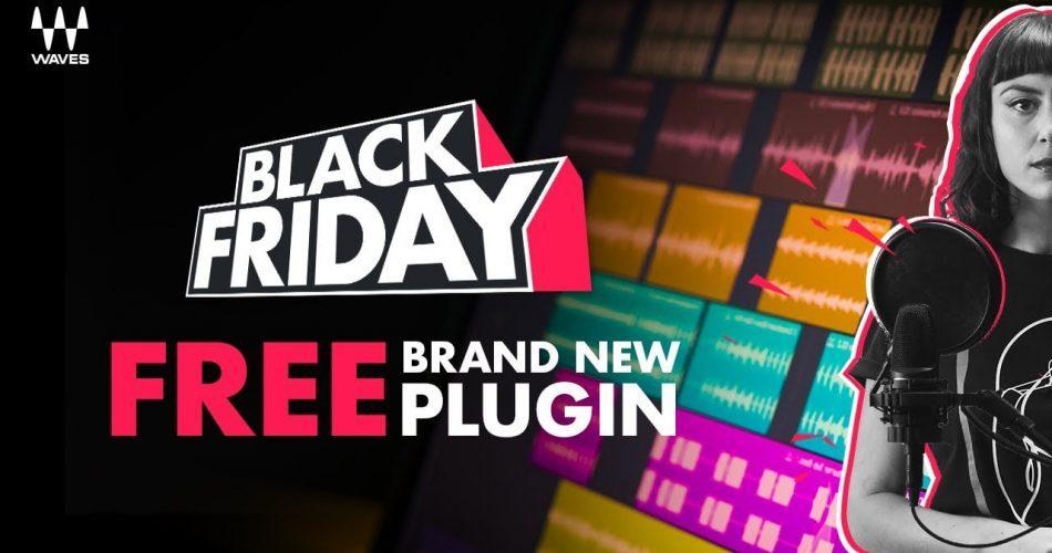 Waves Black Friday FREE plugin