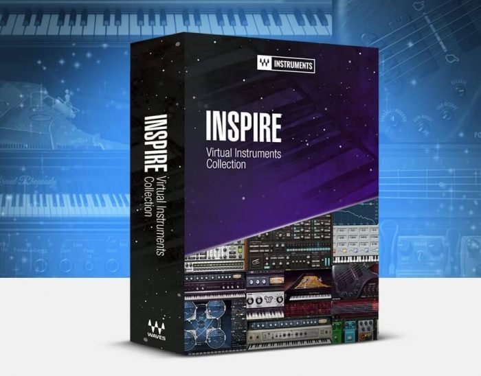 Waves Inspire Virtual Instruments Collection bundle