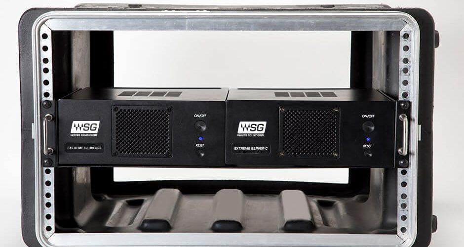 Waves Soundgrid Extreme Server C double rack
