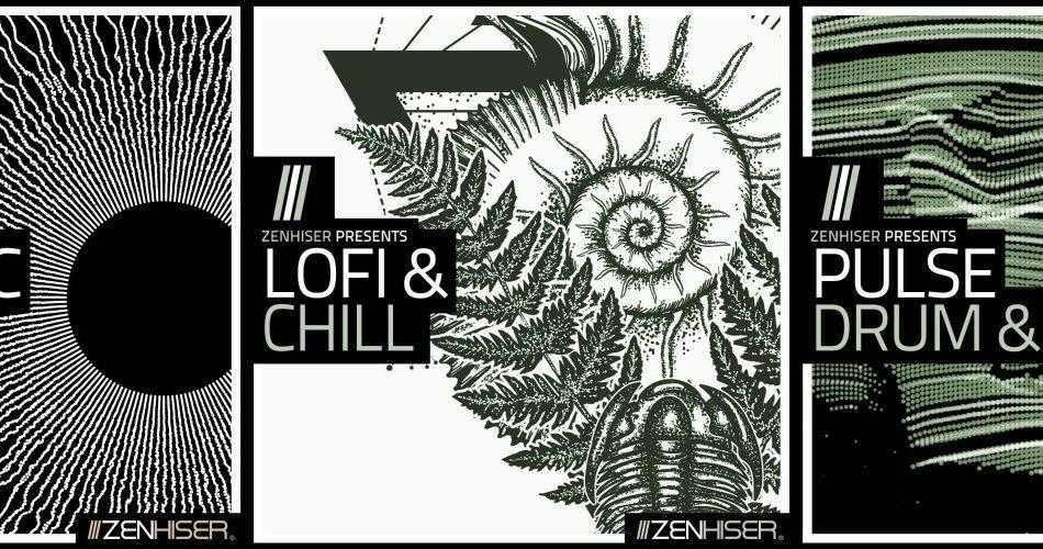 Zenhiser Cinematic Sound, Lofi & Chill and Pulse Drum & Bass