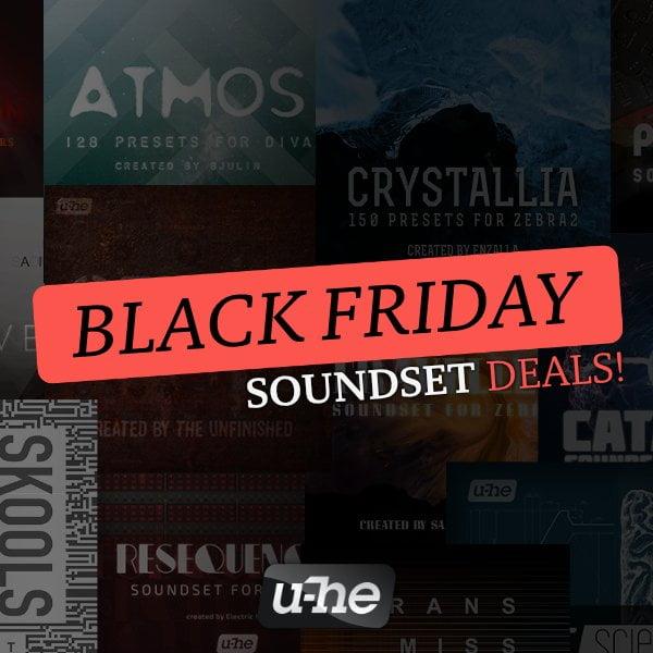 u he Black Friday Soundset
