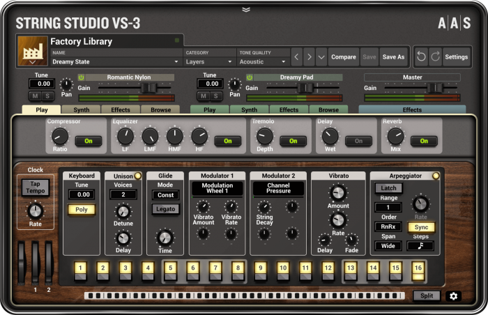 AAS String Studio VS 3