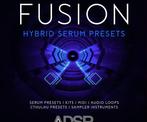 ADSR Fusion Serum Presets