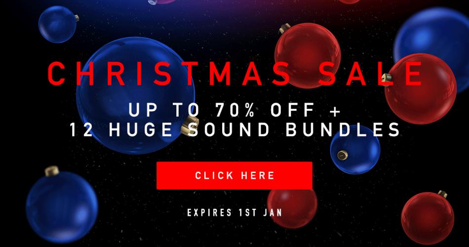ADSR Sounds Christmas Sale