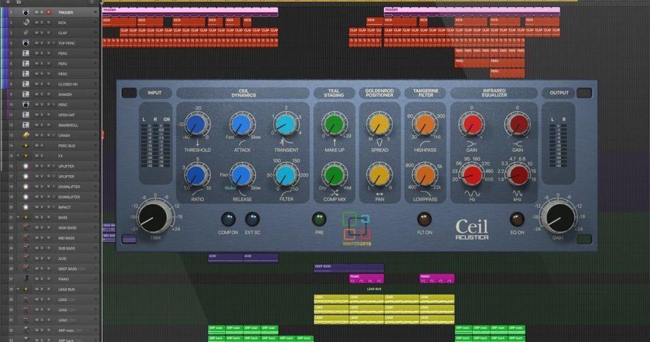 Acustica Audio Ceil